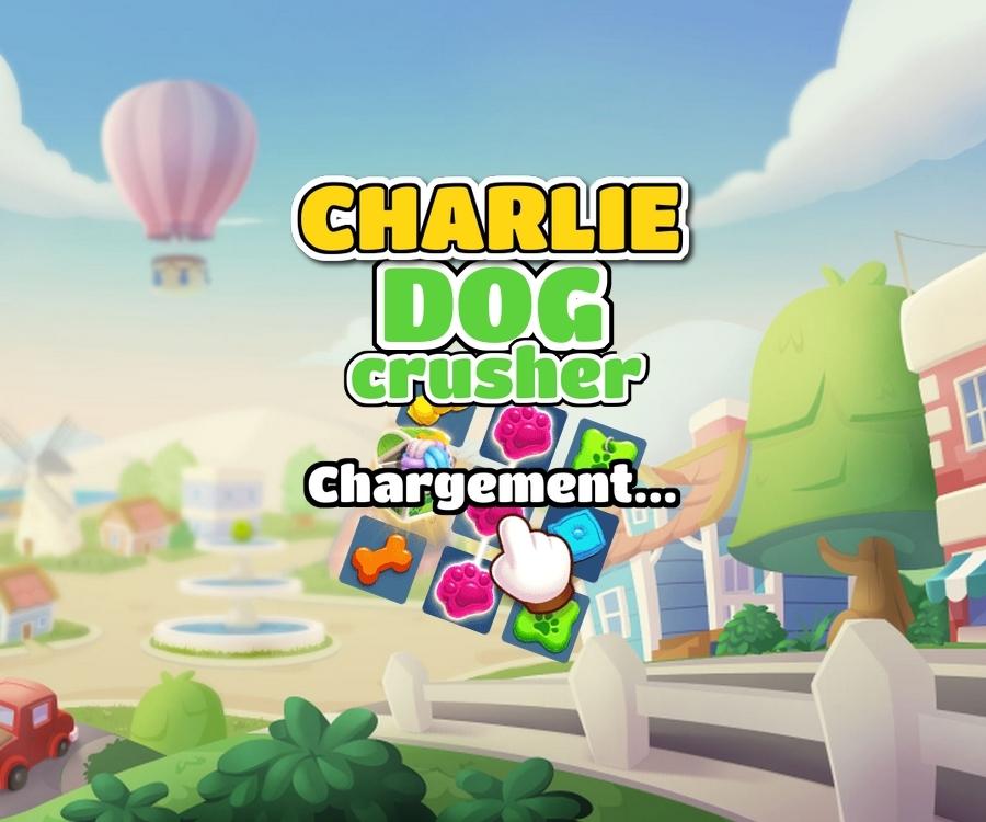 Charlie Dog Crusher