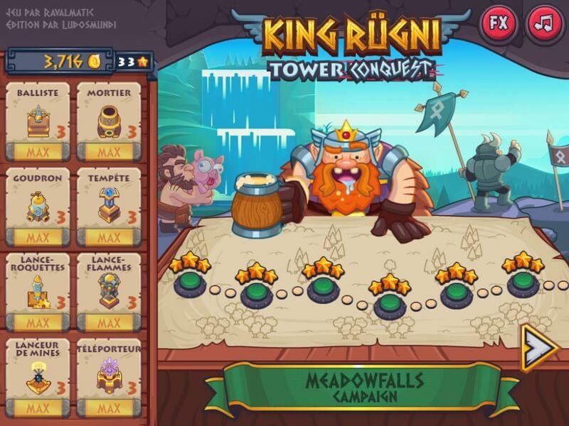 King Rügni TC