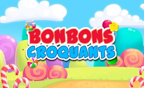 Bonbons Croquants