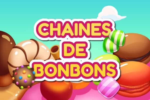 Chaînes De Bonbons