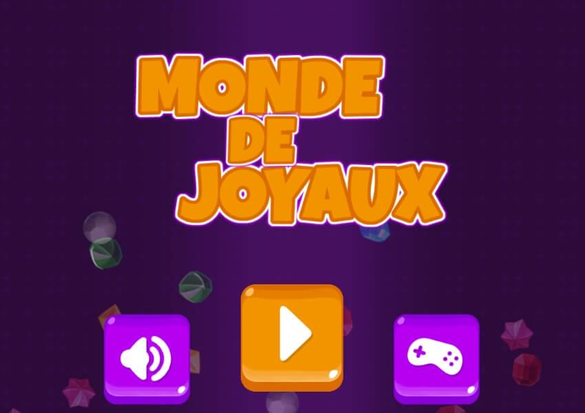 Monde De Joyaux