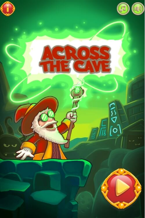 Across The Cave