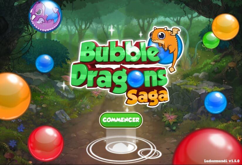 Bubble Dragons Saga