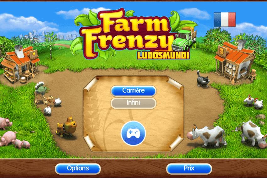 Farm Frenzy Stars