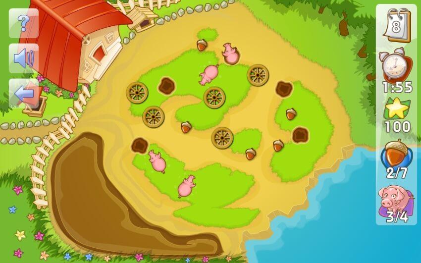 Funny Piggies
