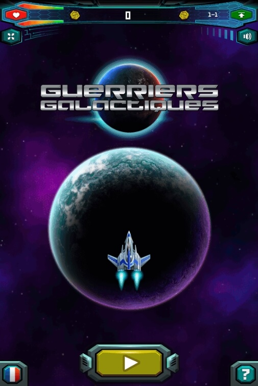 Guerriers Galactiques