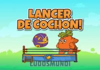 Lancer De Cochon