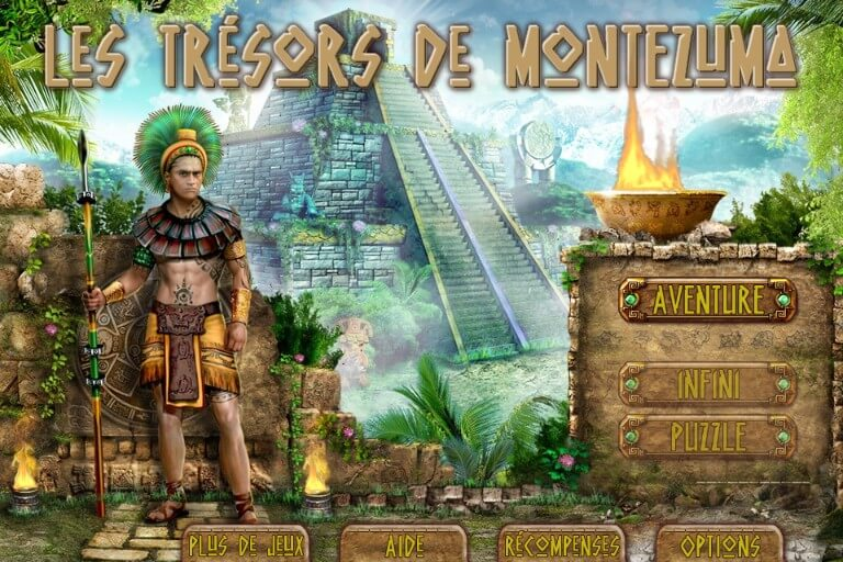 Les Trésors De Montezuma