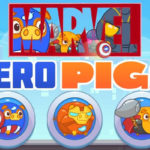Marvel Hero Pigs