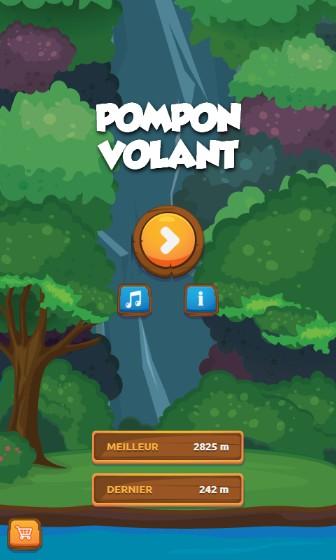 Pompon Volant