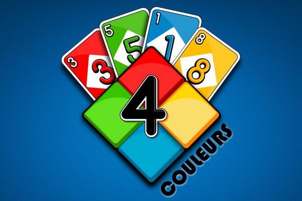 Quatre couleurs