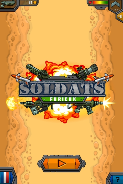 Soldats Furieux